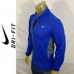 Nike DryFit 1/4 ZIP Pullover